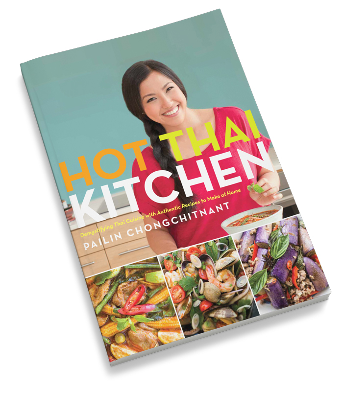 Hot Thai Kitchen Cookbook — Craig Lam | Art Director | Designer