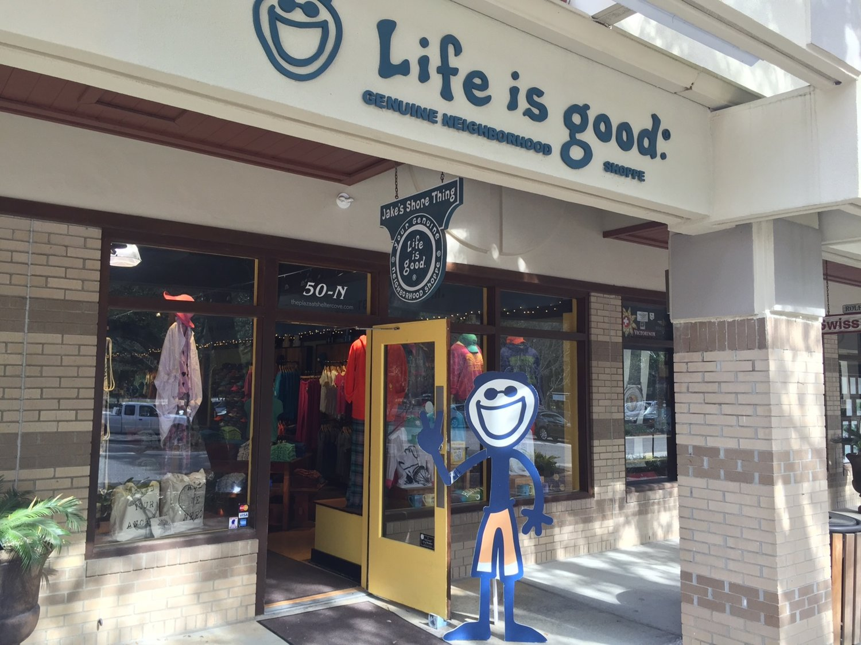 Life is Good Genuine Neighborhood Shoppe — Shelter Cove
