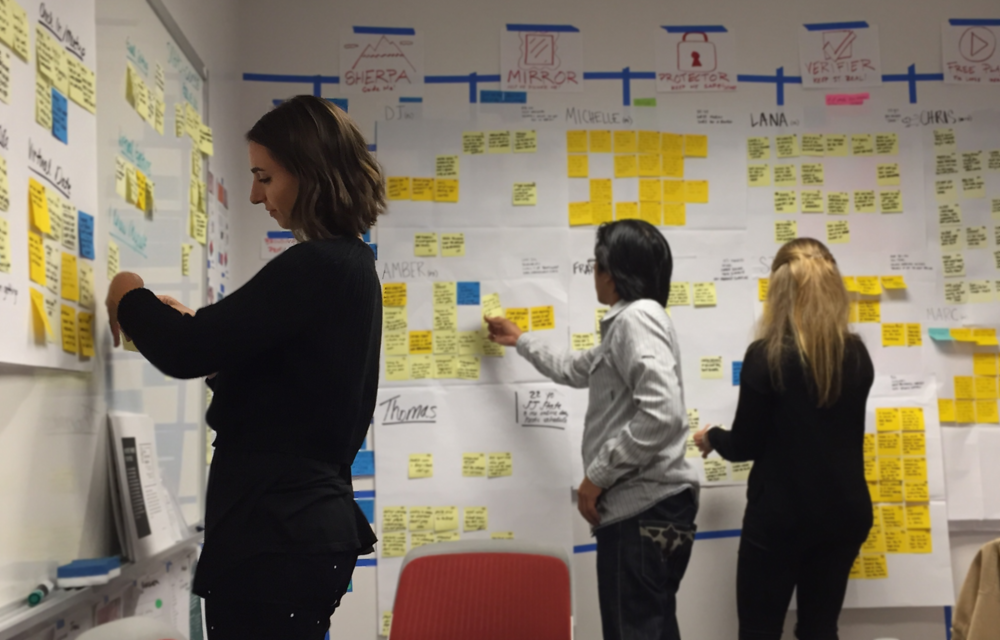 AT WORK: Developing a deeper customer insight approach with a digital product team