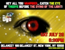 July 29 at 6pm at The Delancey - TheDye.JPG