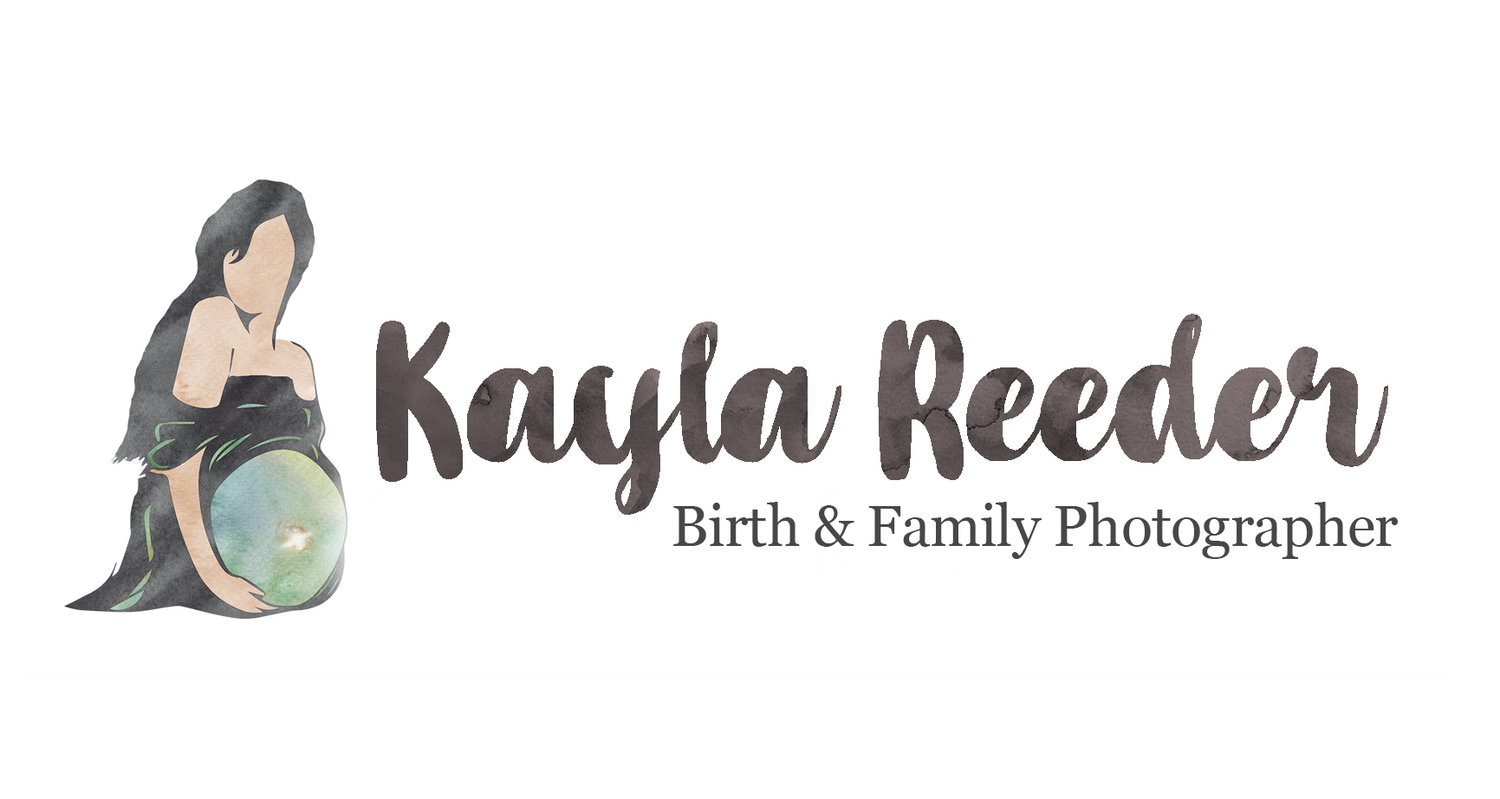 KAYLA REEDER, BIRTH & FAMILY PHOTOGRAPHER