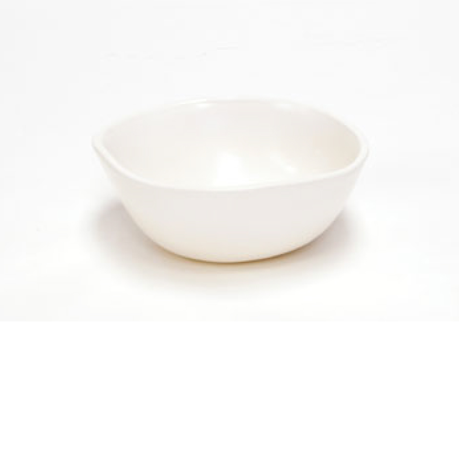 Low Ceramic Serving Bowl by Alex Marshall