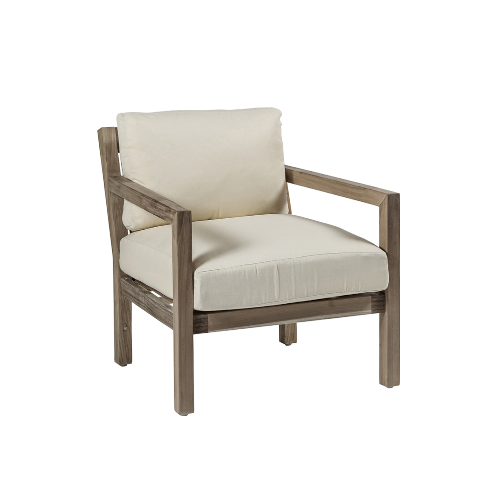 Summer Classics Club Teak Lounge Chair