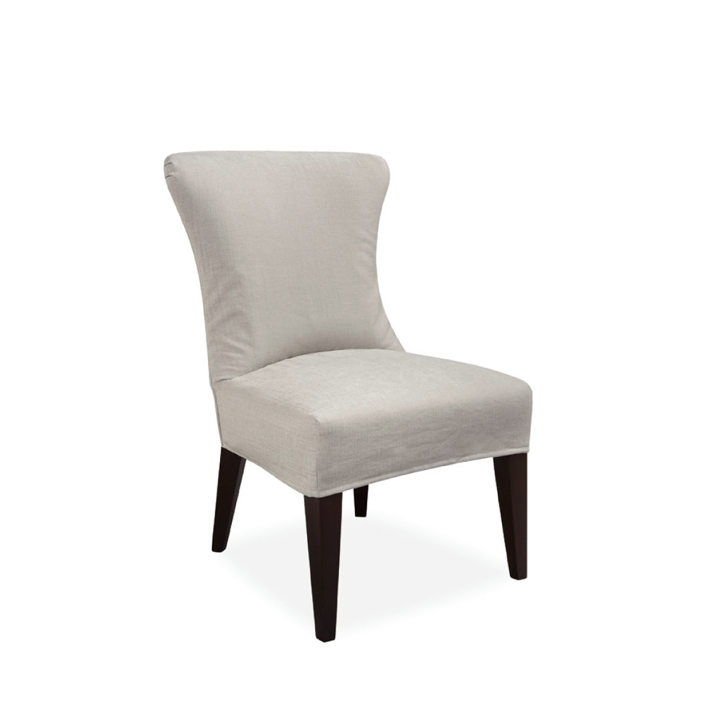Lee Industries Slipcover Chair