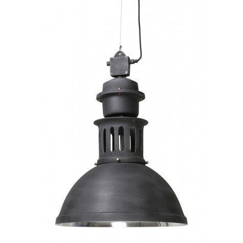 Jefferson Charcoal Black Pendant