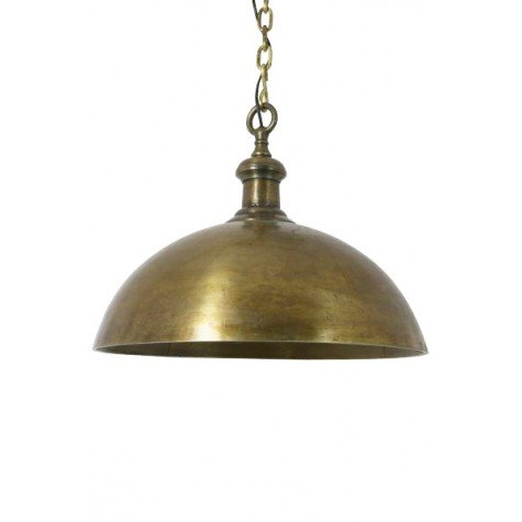 Adora Antique Brass Pendant
