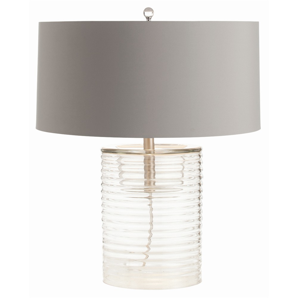 Rhett Glass Table Lamp