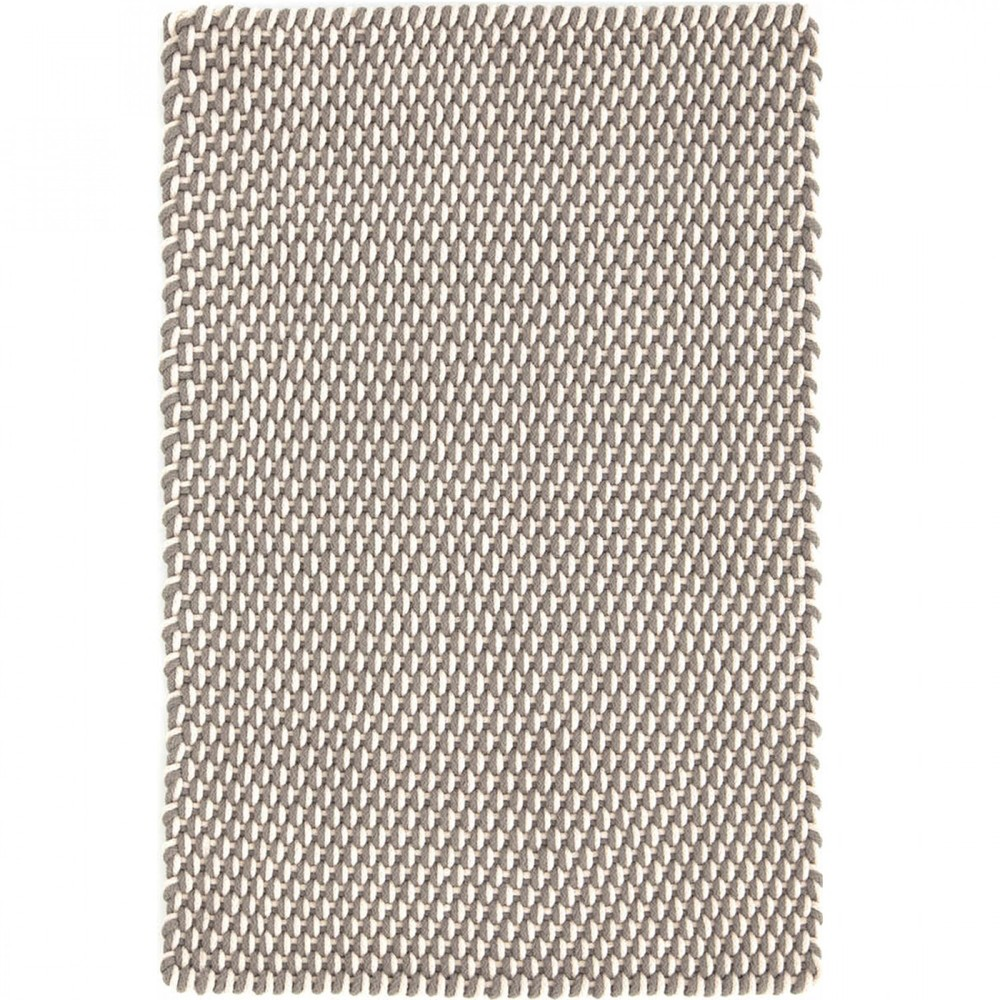 Two Tone Rope Outdoor Rug