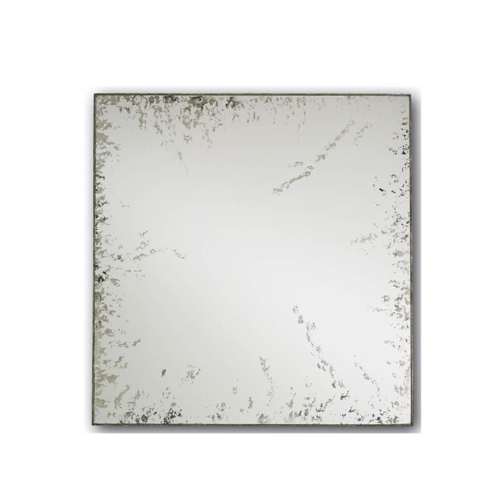 Rene Antiqued Mirror