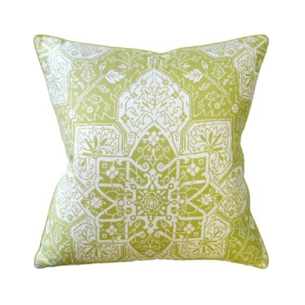 Citron Tarragon Pillow