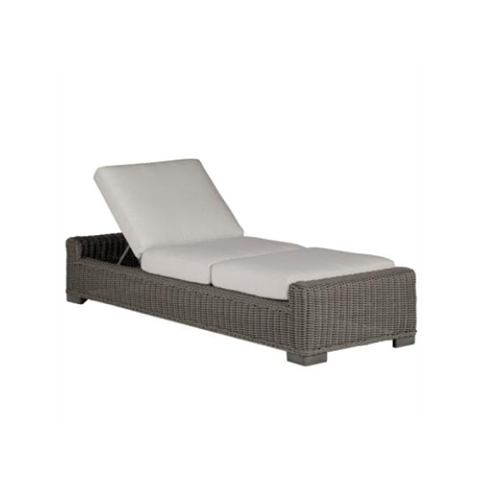 Summer Classics Rustic Chaise