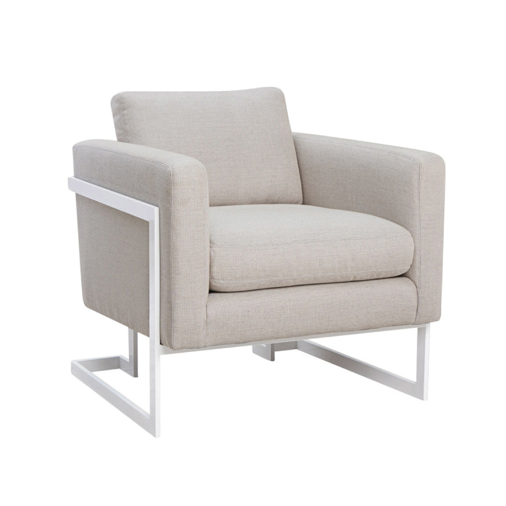 Lee Outdoor Upholstered Reef Chair