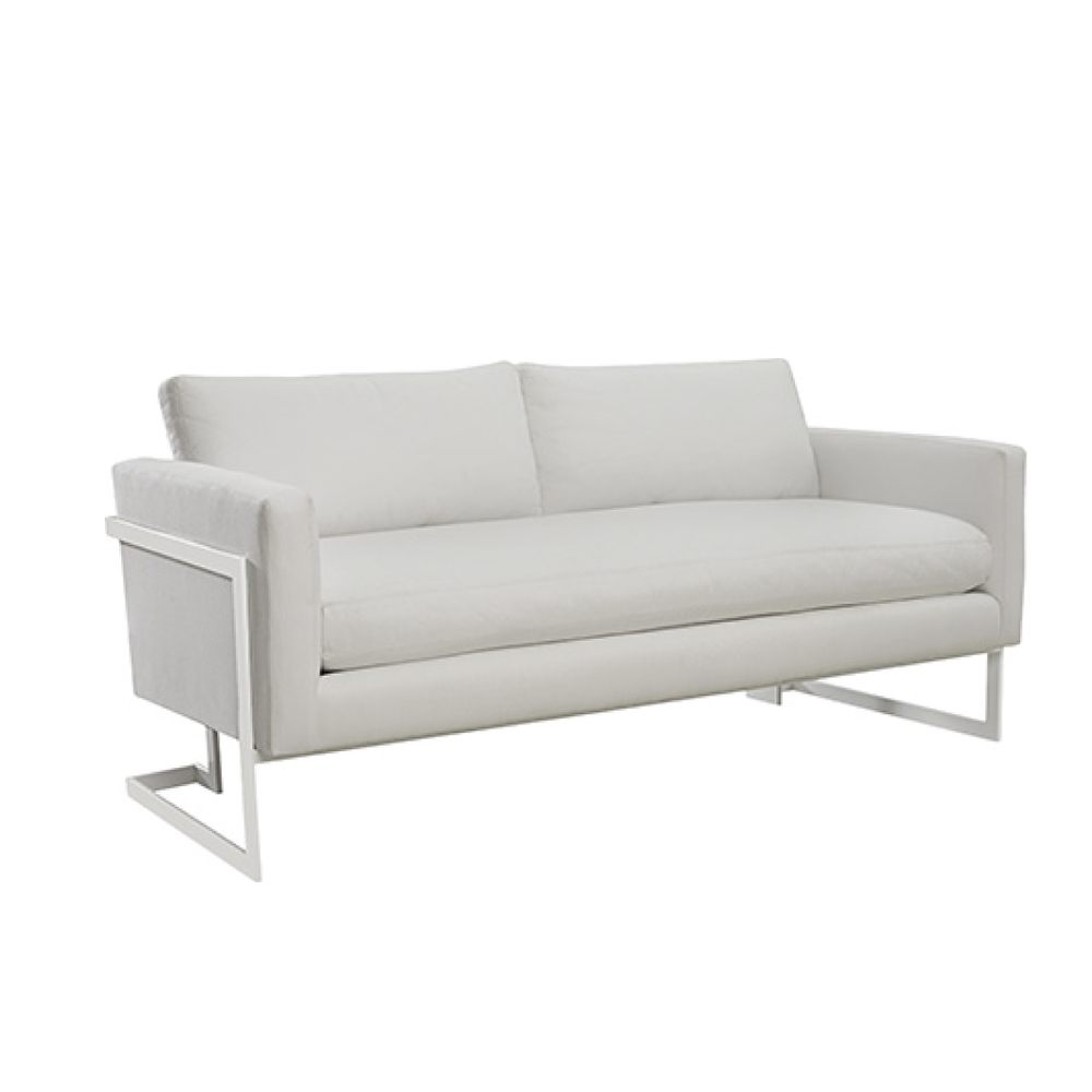 Lee Outdoor Upholstered Apartment Sofa