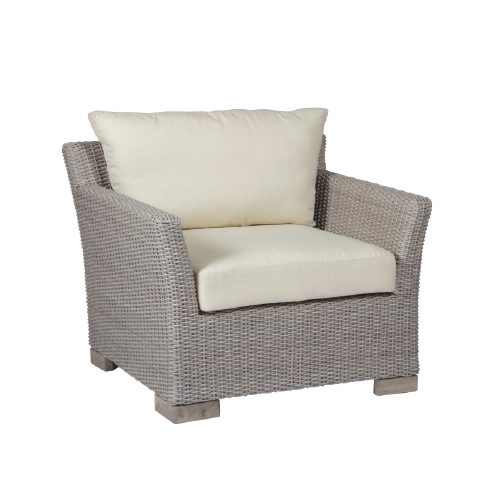 Summer Classics Club Woven Lounge Chair