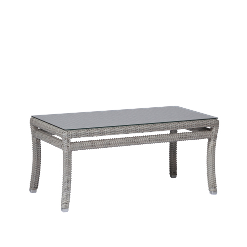 Summer Classics Club Woven Coffee Table