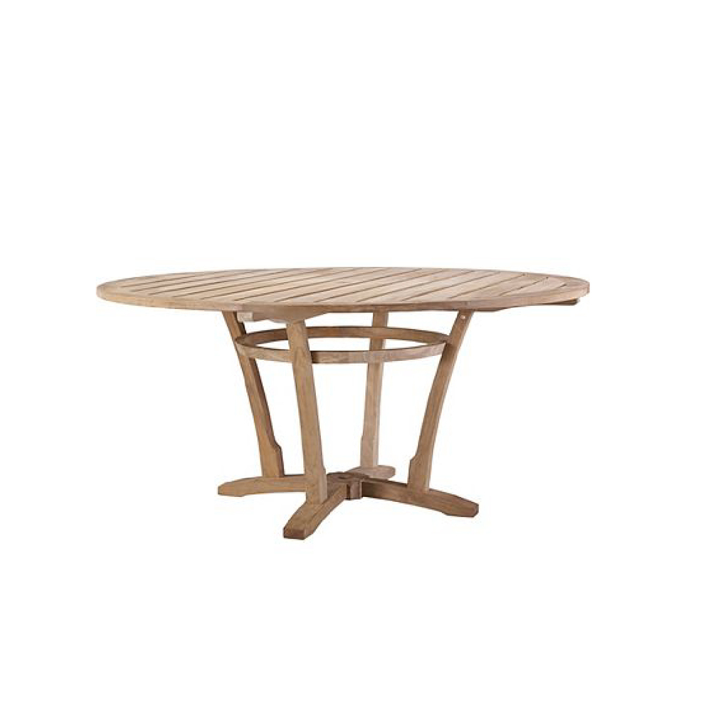 Lane Venture Outdoor Edgewood Dining Table