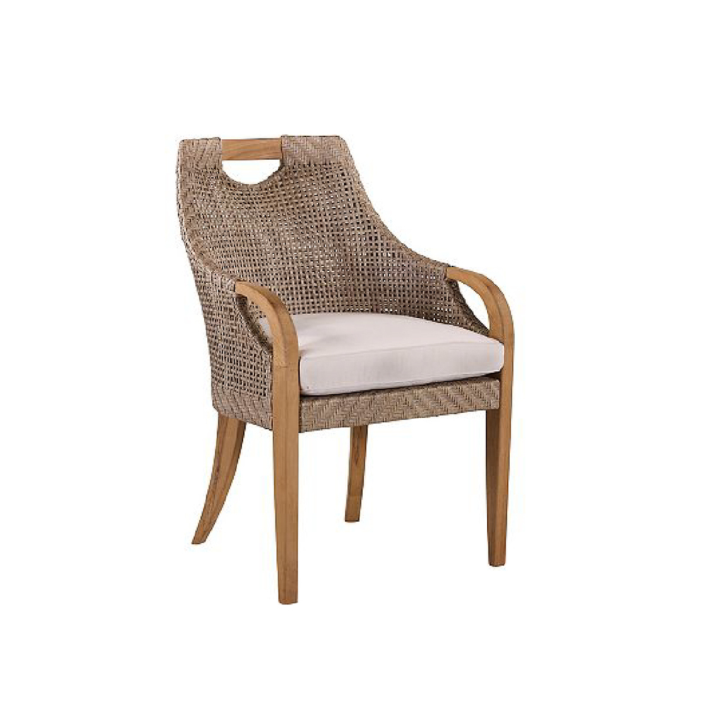 Lane Venture Outdoor Edgewood Dining Chair