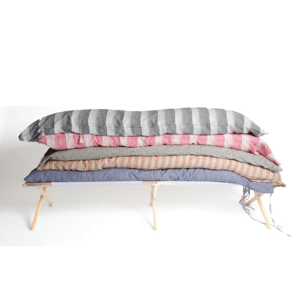 Assorted Throw Beds