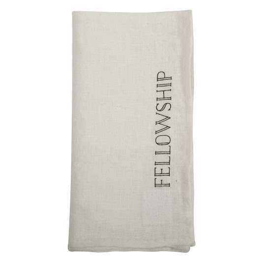 Fellowship Linen Napkin