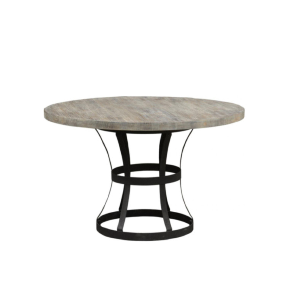 Alexander Pedestal Table