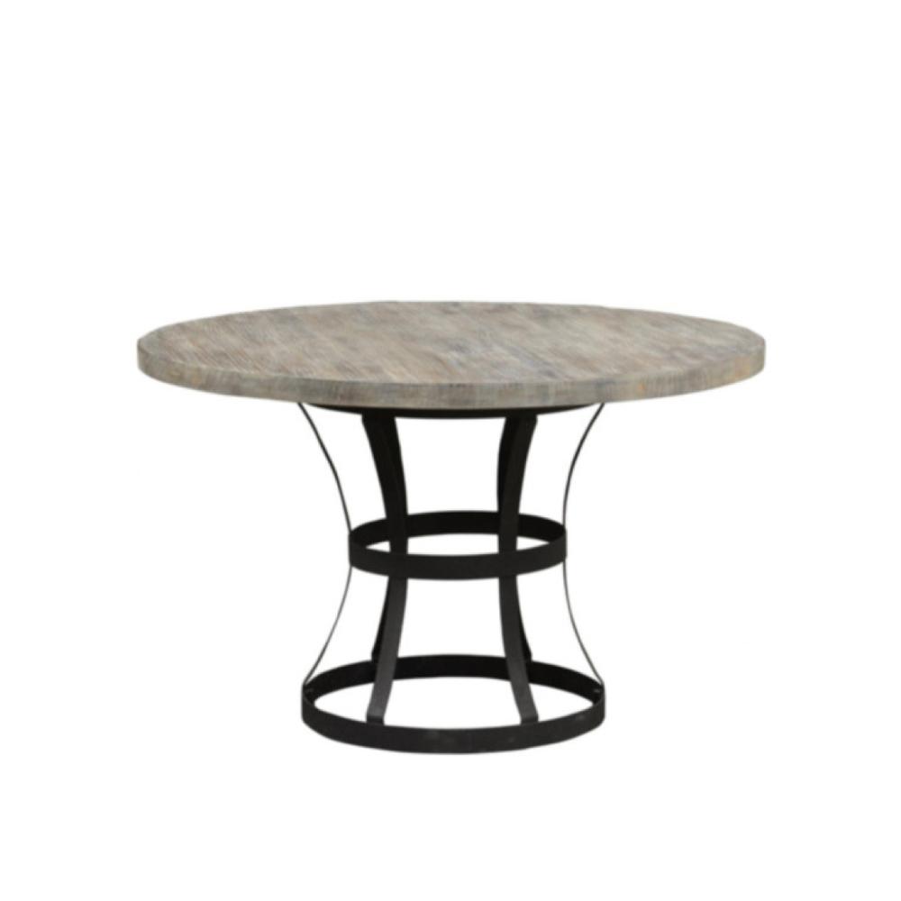 Alexander Pedestal Table