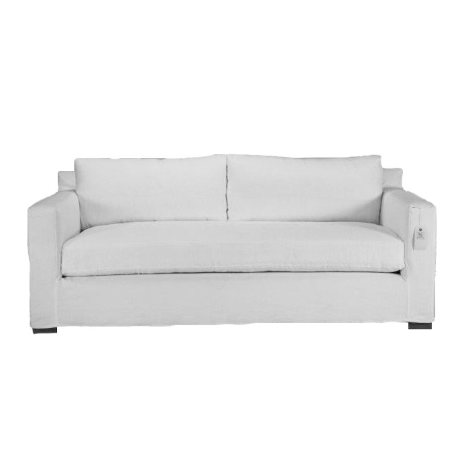 Klaene Gray Parisian Sofa