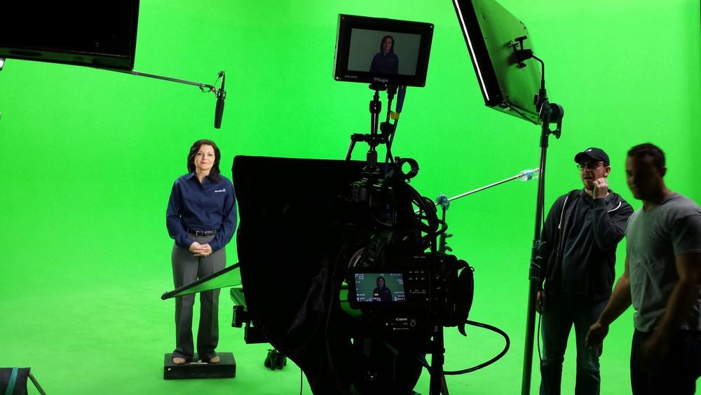 Sodexo Green Screen Training