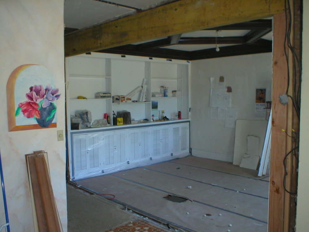 Before : Living Room : Interior Design