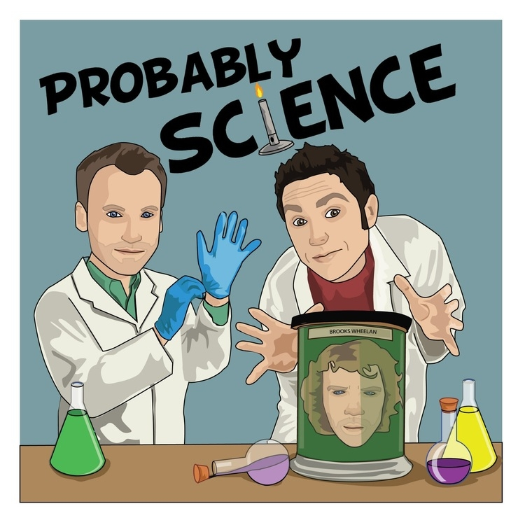 Probably Science - Episode 255: Dr Jane Gregory
