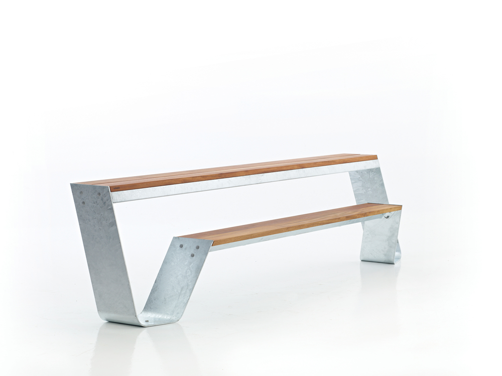 Hopper Bench