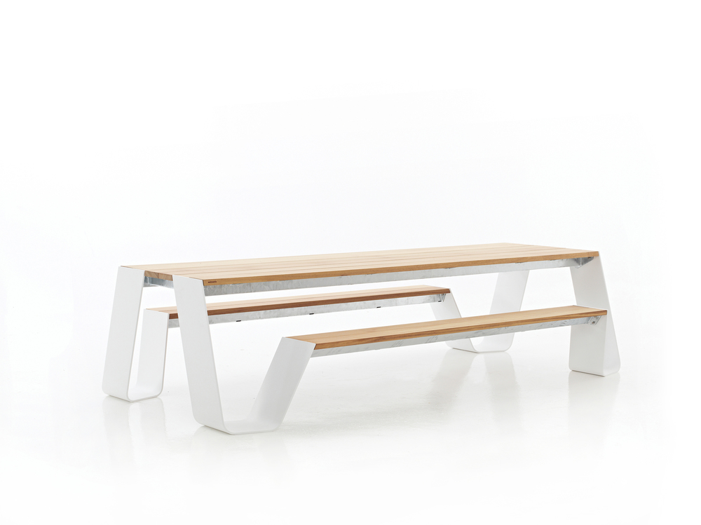 Hopper Table