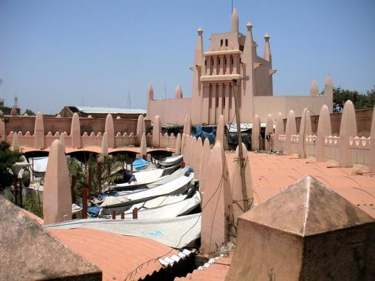 Grand Marché. Bamako, Mali