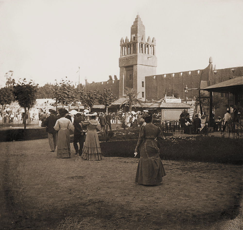 Colonial Exhibition. France. 1906
