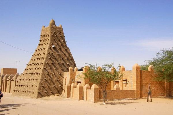 Sankoré Mosque. Timbuktu, Mali