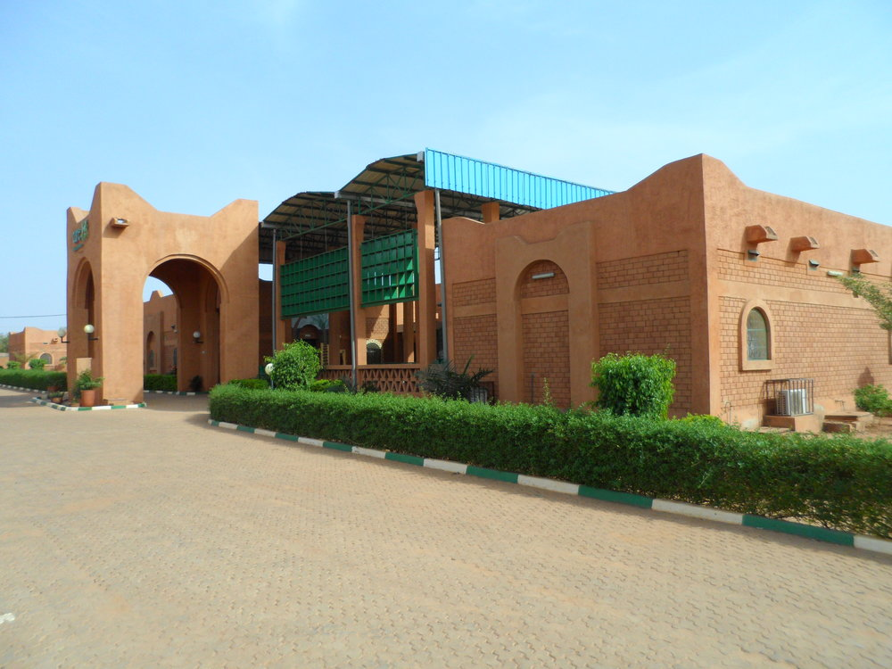 Hôpital Cure, Niamey, Niger ©Abba Moussa Souleymane