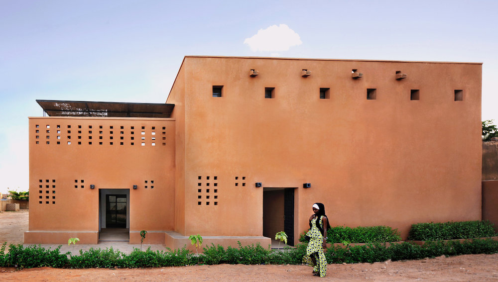 Logements NM 2000, Niamey , Niger 2016. ©united4design