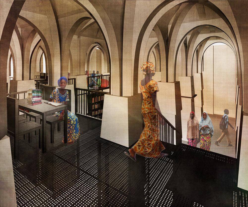 Dandaji Library