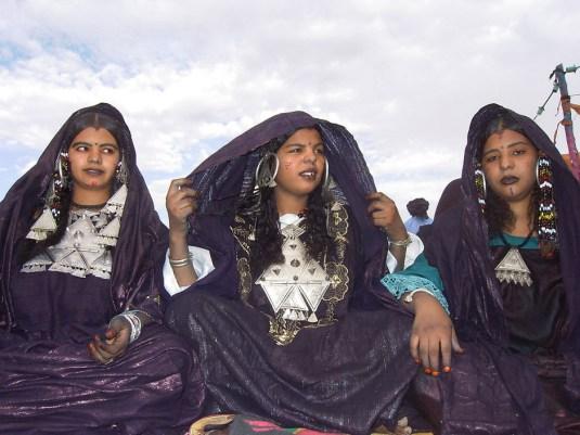 Femmes touareg, Agadez