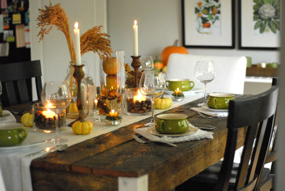 inspired fall tablescapes — l brook events: award winning wedding