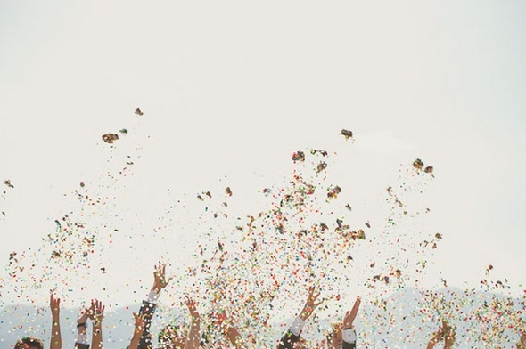 confetti Photo by: EPLove