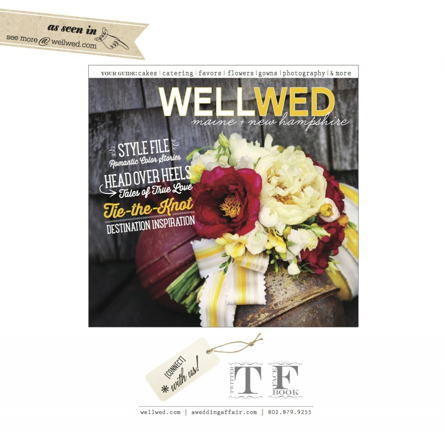 Well Wed Magazine Winter 2014