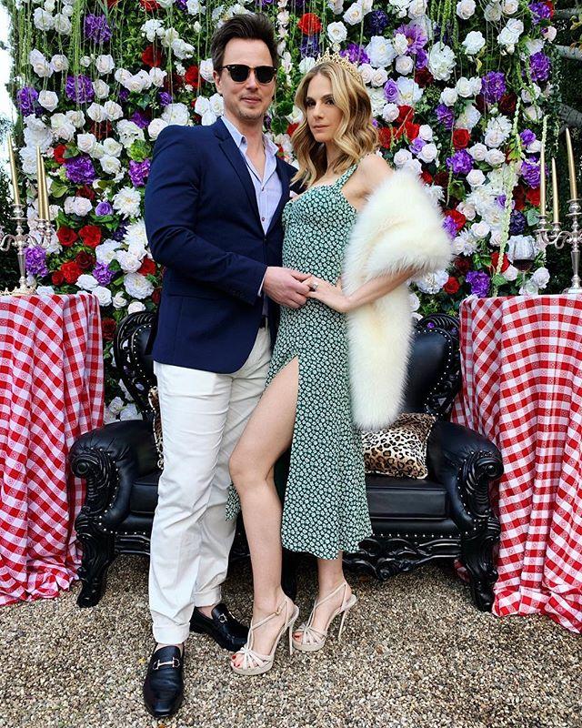 My King 👑 @theedarinbrooks #babyshower #Italian #Italy