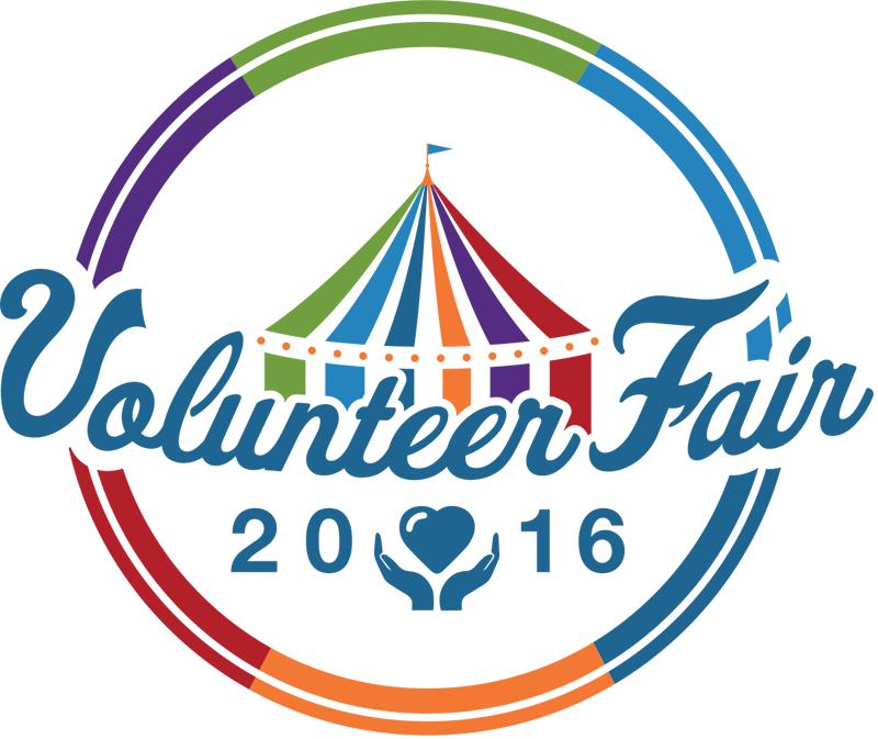 Volunteer Fair Logo