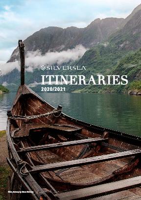2020/2021 Silversea Itineraries