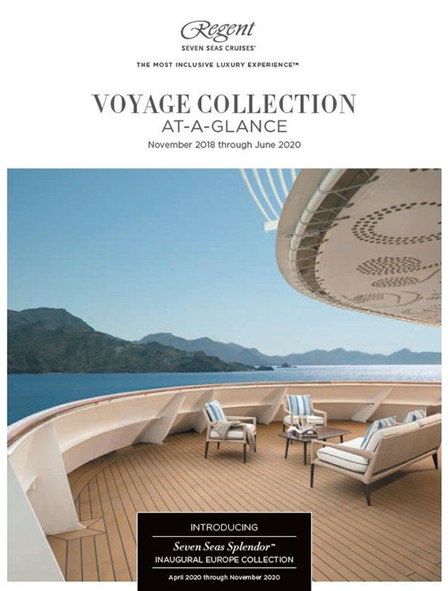2018-2020 Voyage Collection