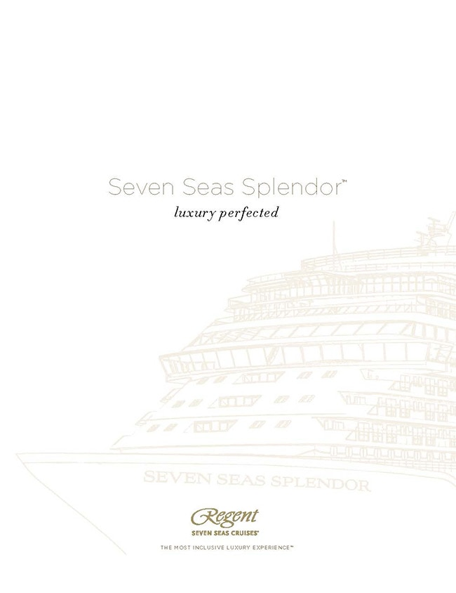 Perfection is in Seven Seas Splendor