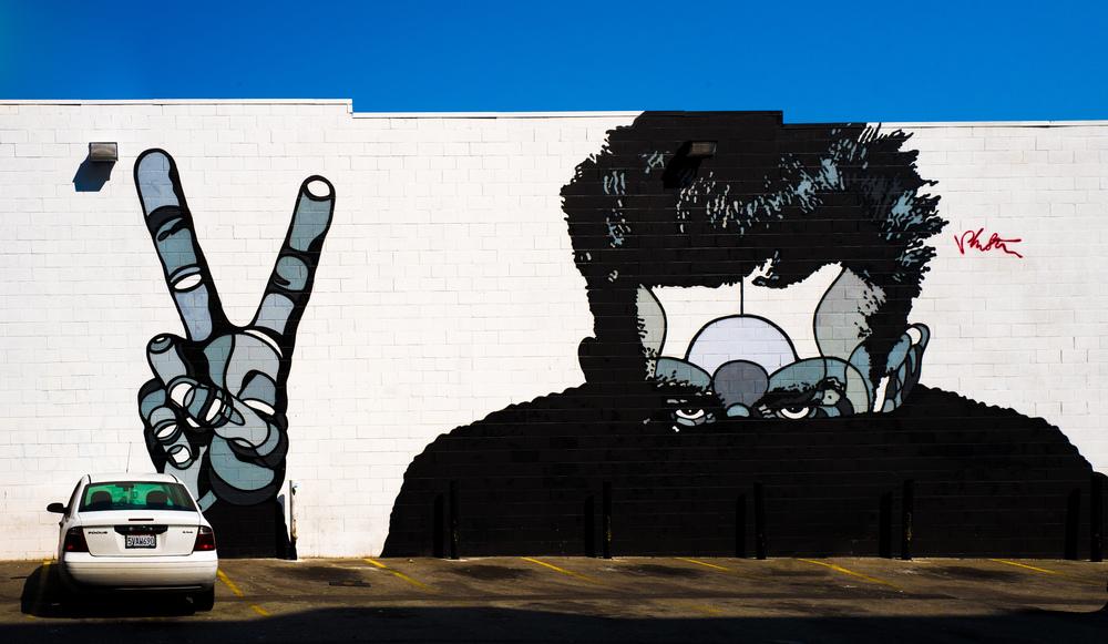 James Dean Mural - LA