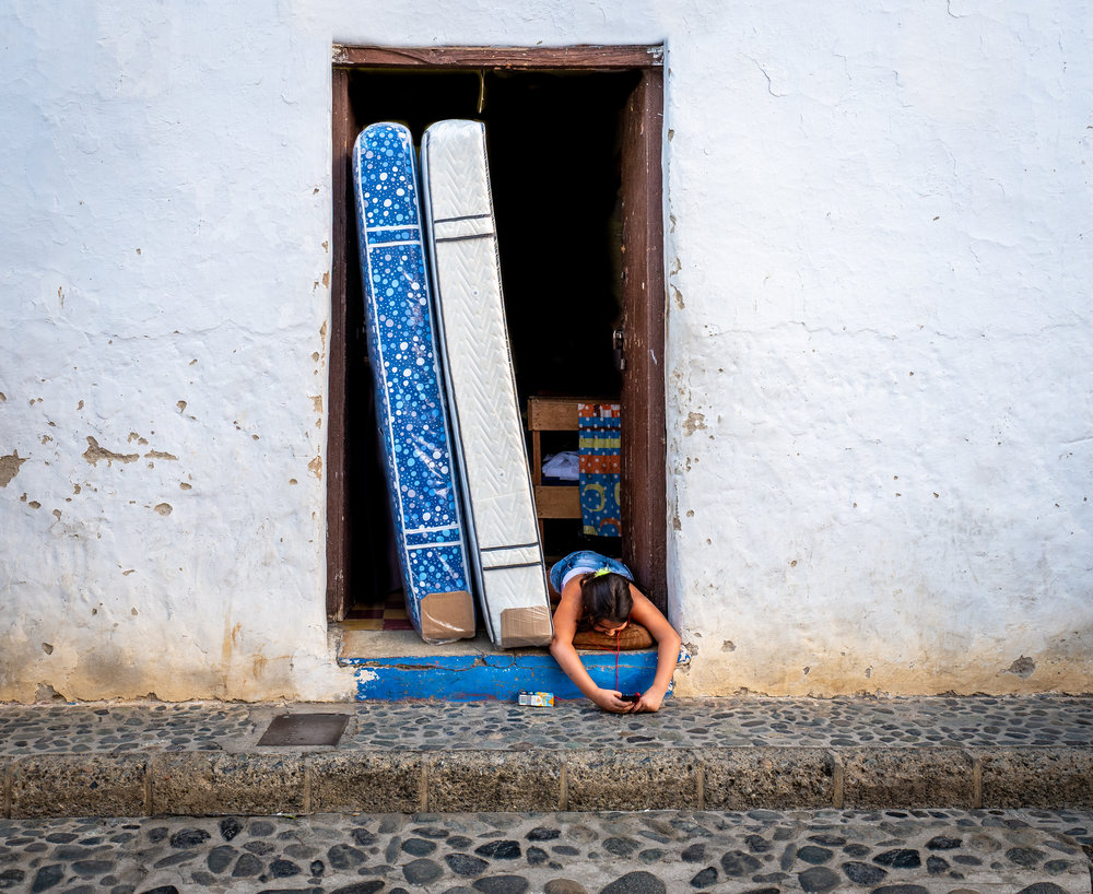 down time - Colombia