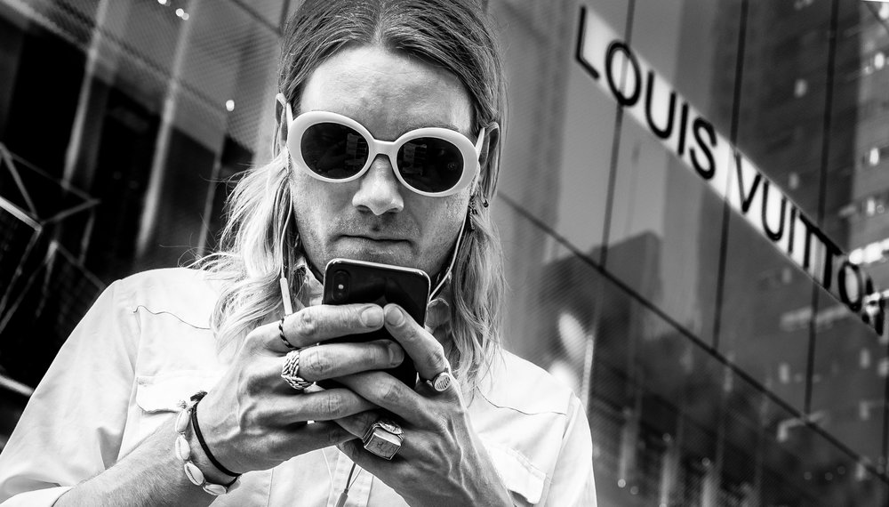 Cobain Clone