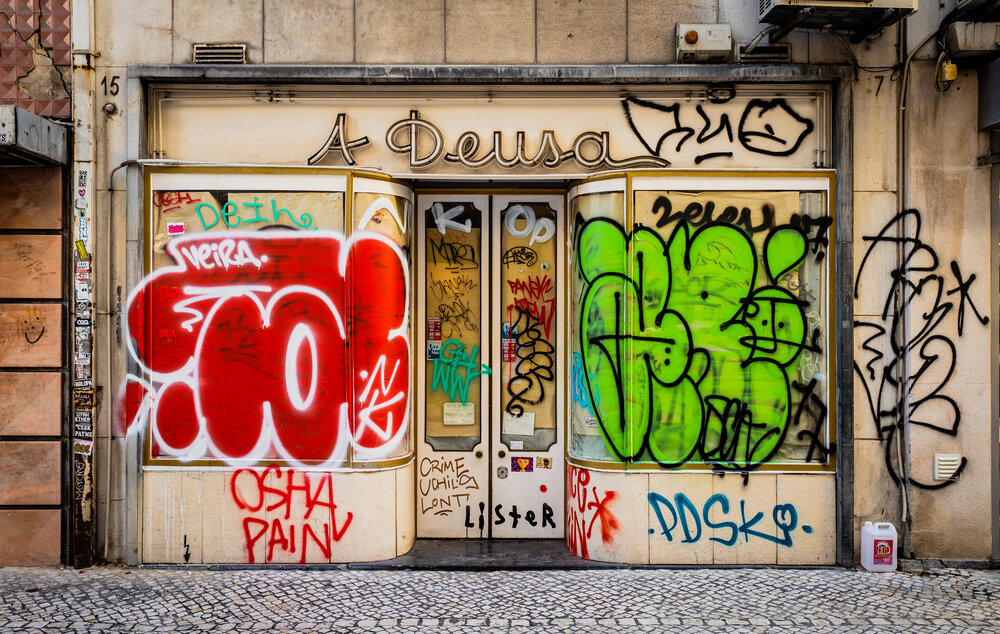 closed - Lisbon, Portugal